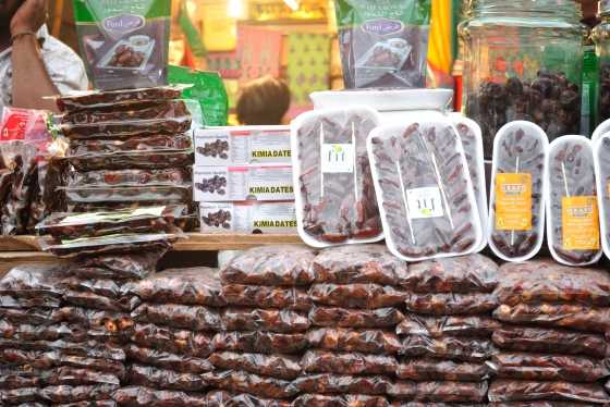 The generous date seller who saved me from (nearly) starving.
