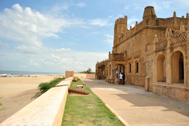 Dansborg Fort, Tharangambadi.