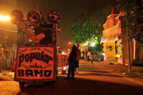 Lucknow takes its weddings very seriously, as you can see.