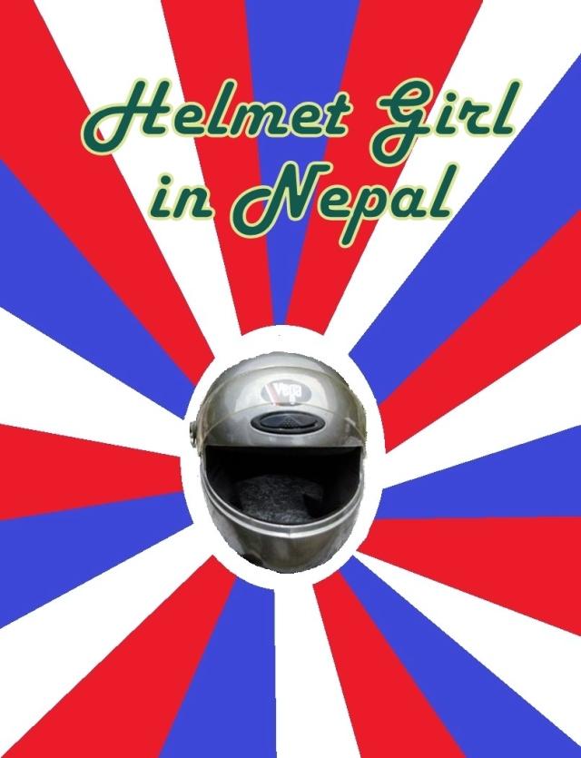 Helmet Girl in Nepal v1