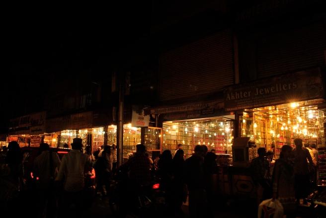 Laad Bazaar at Charminar.